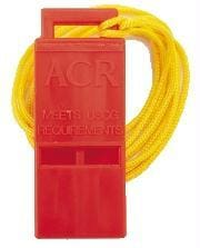 ACR WW3 Whistle W-Lanyard - Safety acr-electronics marine-safety safety Signaling Devices under-50 ACR Electronics 791659022283
