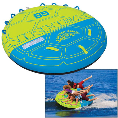 AIRHEAD Comfort Shell Deck Water Tube - 4-Rider [AHCS-95] - Towables airhead-watersports Brand_AIRHEAD Watersports towables watersports