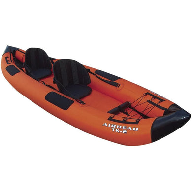 AIRHEAD Montana Travel Kayak Deluxe 12 2 Person Inflatable Kayak [AHTK-2] - Inflatable Kayaks/SUPs Brand_AIRHEAD Watersports