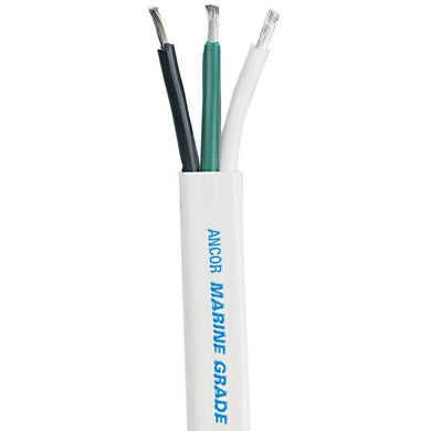 Ancor Triplex Cable - 10-3 AWG - 100 [131110] - Wire Brand_Ancor electrical Electrical | Wire wire Ancor 091887122015