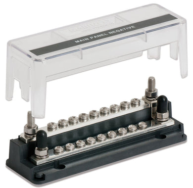 Bep Z Bar 18 Way Buss Bar 4 1-4 Studs 18 5-32 Terminals 200a 50v Dc - Electrical Installation Accesories BEP 843687006756