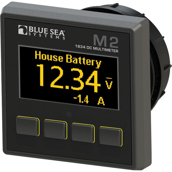 Blue Sea 1834 M2 DC Multimeter [1834] - Meters Brand_Blue Sea Systems electrical Electrical | Meters meters Blue Sea Systems 632085018344