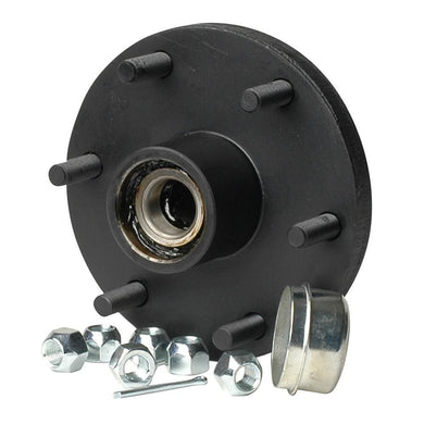 C.E. Smith Trailer Hub Kit - Tapered Spindle - 6x5.5 Stud - 1 750lb Capacity [13611] - Trailer Accessories Boat Outfitting | Trailer