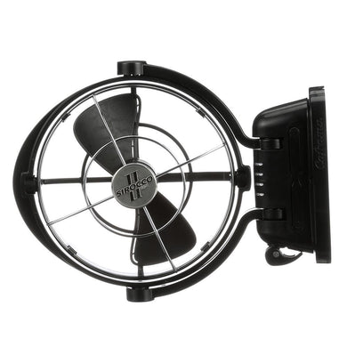 Caframo Sirocco II Elite Fan - Black [7012CABBX] - Accessories Automotive/RV | Accessories Boat Outfitting | Accessories Brand_Caframo