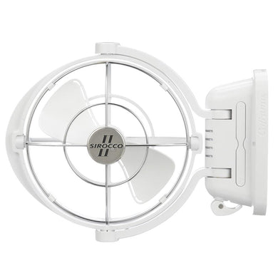 Caframo Sirocco II Elite Fan - White [7012CAWBX] - Accessories Automotive/RV | Accessories Boat Outfitting | Accessories Brand_Caframo