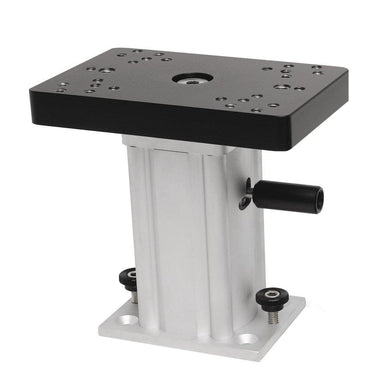 Cannon Aluminum Swivel Base Downrigger Pedestal - 6 [1904033] - Downrigger Accessories Boat Outfitting | Downrigger Accessories Brand_Cannon