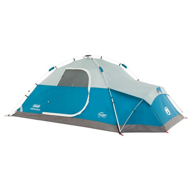 Coleman Juniper Lake Instant Dome Tent w-Annex - 4 person [2000018067] - Tents Brand_Coleman camping Camping | Tents outdoor Outdoor | Tents