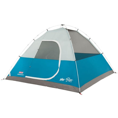 Coleman Longs Peak Fast Pitch Dome Tent - 6 Person [2000019416] - Tents Brand_Coleman camping Camping | Tents outdoor Outdoor | Tents