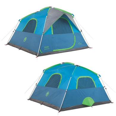 Coleman Signal Mountain 6P Instant Tent [2000024696] - Tents Brand_Coleman camping Camping | Tents tents Coleman 76501133356