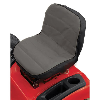 Dallas Manufacturing Co. MD Lawn Tractor Seat Cover - Fits Seats w-Back 15 High [TSC1000] - Covers Automotive/RV | Covers Brand_Dallas