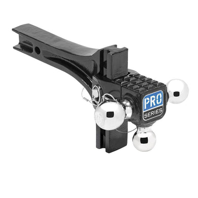 Draw-Tite Adjustable Tri-Ball Mount [63070] - Trailer Accessories accessories Automotive/RV | Accessories Boat Outfitting | Trailer
