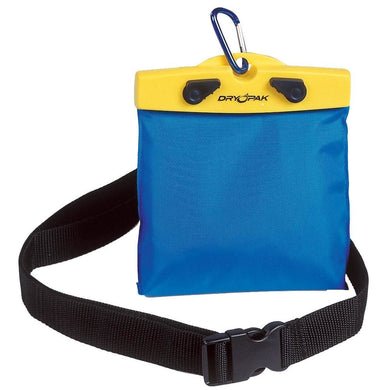 Dry Pak Belt Pak - 6 x 5 x 3-4 - Blue [DP-65] - Waterproof Bags & Cases Brand_Dry Pak camping Camping | Waterproof Bags & Cases outdoor
