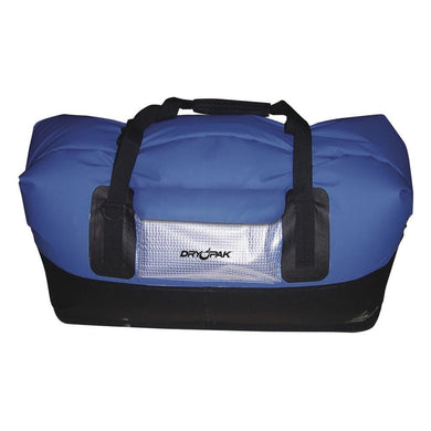 Dry Pak Waterproof Duffel Bag - Blue - XL [DP-D2BL] - Waterproof Bags & Cases Brand_Dry Pak camping Camping | Waterproof Bags & Cases