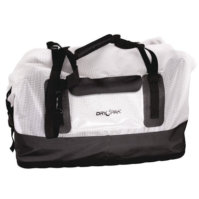 Dry Pak Waterproof Duffel Bag - Clear - Large [DP-D1CL] - Waterproof Bags & Cases Brand_Dry Pak camping Camping | Waterproof Bags & Cases