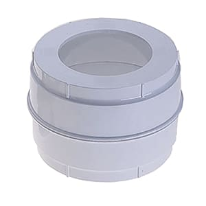 Edson Molded Compass Cylinder - White [856WH-345] - Accessories Boat Outfitting | Accessories Brand_Edson Marine camping Marine Instruments