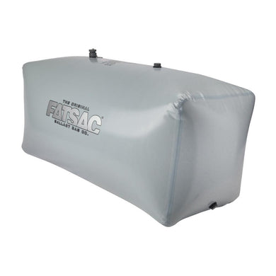 FATSAC Jumbo V-Drive Wakesurf Fat Sac Ballast Bag - 1100lbs - Gray [W719-GRAY] - Accessories Boat Outfitting | Accessories Brand_FATSAC