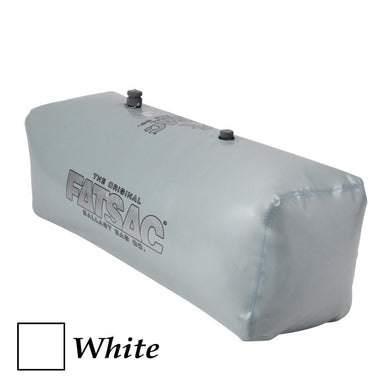 FATSAC V-drive Wakesurf Fat Sac Ballast Bag - 400lbs - White [W713-WHITE] - Accessories Boat Outfitting | Accessories Brand_FATSAC camping