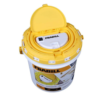 Frabill Dual Fish Bait Bucket with Aerator Built-In [4825] - Livewell Pumps Brand_Frabill fishing frabill livewell-pumps Marine Plumbing &