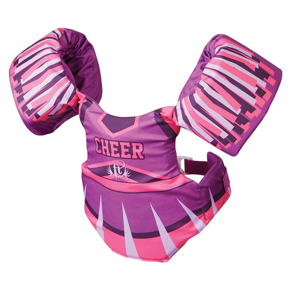 Full Throttle Little Dippers Life Jacket - Cheerleader [104400-600-001-18] - Life Vests Brand_Full Throttle full-throttle life-vests Marine
