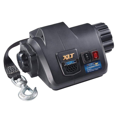 Fulton XLT 7.0 Powered Marine Winch w-Remote f-Boats up to 20 [500620] - Trailer Winches Boat Outfitting | Trailer Winches Brand_Fulton