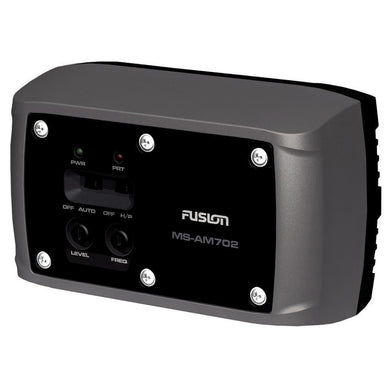 FUSION Class D 70W x 2 Zone Amplifier [MS-AM702] - Amplifiers amplifiers Brand_FUSION entertainment Entertainment | Amplifiers FUSION