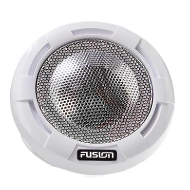 FUSION SG-TW10 Signature Series 330 Watt Component Tweeter - Sports White - Entertainment Speakers FUSION 753759212278