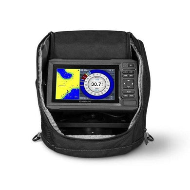 Garmin Echomap Plus 63cv Ice Bundle With Gt8hw-if - Navigation Fishfinder - Ice Fishing Garmin 753759215262