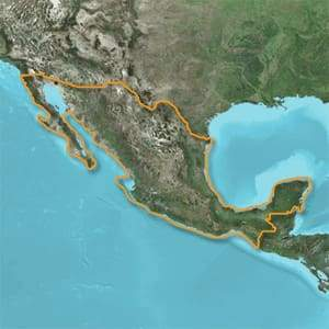 Garmin TOPO - Mexico - microSD-SD [010-C1099-00] - Garmin Topographical Brand_Garmin cartography Cartography | Garmin Topographical Garmin
