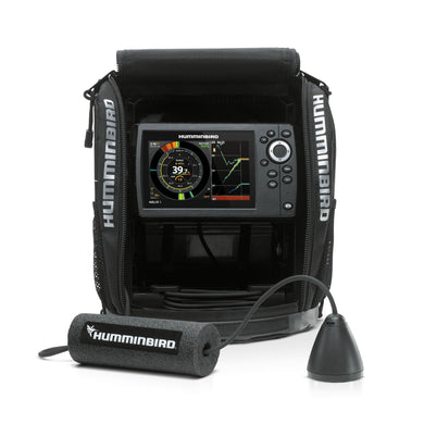 Humminbird Helix5 Chirp G2 Ice Sonar System - Fishfinders Fishfinder - Ice Fishing Humminbird 082324054327