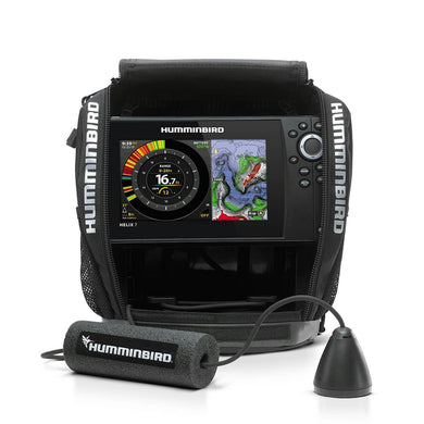 Humminbird HELIX7 CHIRP G2 Ice All Season Kit - Fishfinders Fishfinder - Ice Fishing fishfinders humminbird Humminbird 082324053030