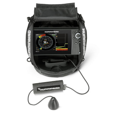 Humminbird Helix7 Chirp G3 Ice Sonar Gps System - Fishfinders Fishfinder - Ice Fishing Humminbird 082324054358