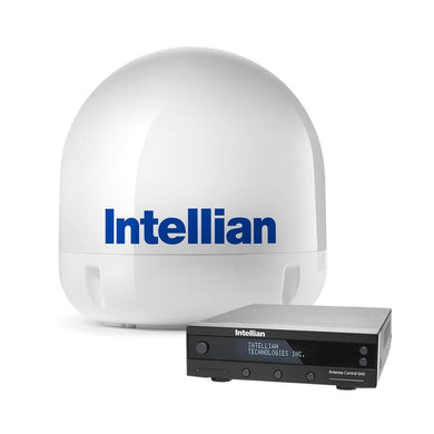 Intellian i6W 2-Axis Global System w-23.6 Reflector & Worldview LNB Gen 2 [B4-619W2] - Satellite TV Antennas Brand_Intellian entertainment