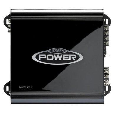 JENSEN POWER4002 200W Power Amplifier [POWER 4002] - Amplifiers amplifiers Brand_JENSEN entertainment Entertainment | Amplifiers JENSEN