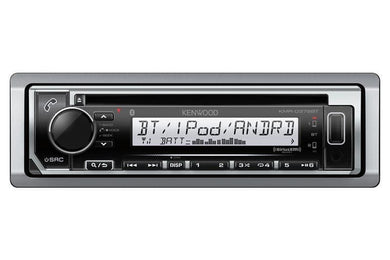 Kenwood KMR-D372BT AM-FM-CD With Bluetooth - Audio/Video audio-video kenwood Kenwood 019048220844