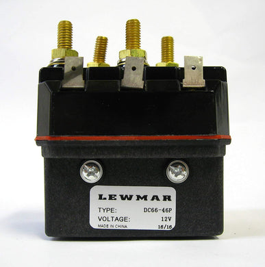Lewmar Changeover Contactor 12v - Anchoring Anchor Windlass Accesories Lewmar 743683329098