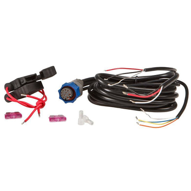 Lowrance PC-265BL Power Cable [99-98] - GPS - Accessories Automotive/RV | GPS - Accessories Brand_Lowrance gps-accessories Lowrance