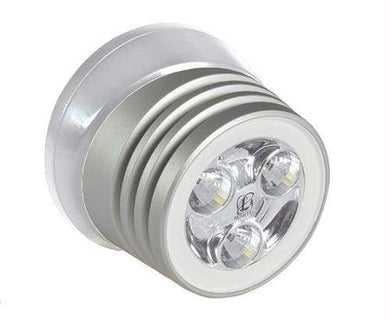 Lumitec Zephyr Deck Light Brushed-White Housing White - Lighting Lights - Exterior lumitec Lumitec