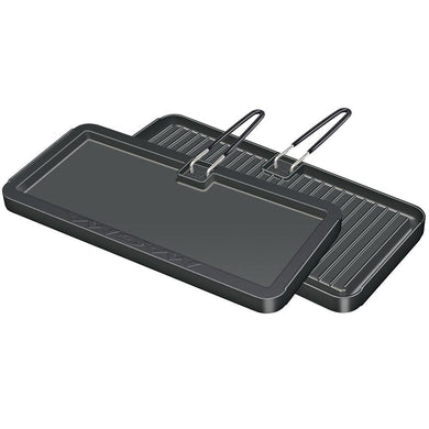 Magma 2 Sided Non-Stick Griddle 8 x 17 [A10-195] - Deck / Galley Boat Outfitting | Deck / Galley Brand_Magma deck-galley Magma 088379102983