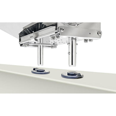 Magma Dual Locking Flush Deck Socket Mount [T10-526] - Deck / Galley Boat Outfitting | Deck / Galley Brand_Magma deck-galley Magma