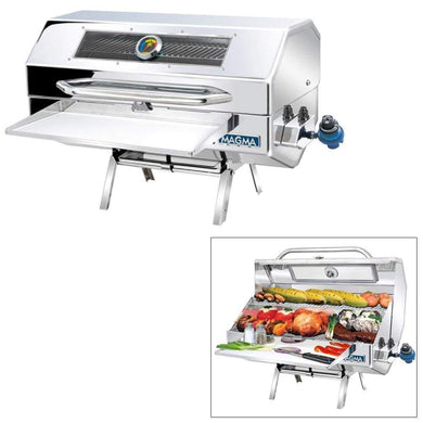 Magma Monterey 2 Gourmet Series Grill - Infrared [A10-1225-2GS] - Deck / Galley Boat Outfitting | Deck / Galley Brand_Magma deck-galley