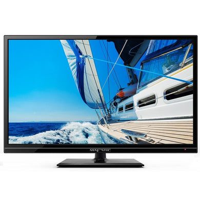 Majestic 22 LED Full HD 12V TV w-Built-In Global HD Tuners DVD USB & MMMI Ultra Low Power Current [LED222GS] - Televisions Brand_Majestic