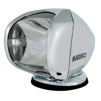 Marinco SPL-12C Wireless Spot Light - 100W - 12-24V - Chrome [SPL-12C] - Search Lights Brand_Marinco lighting Lighting | Search Lights