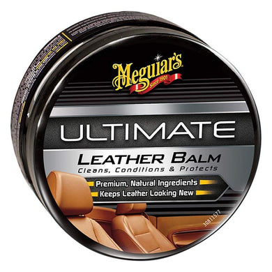 Meguiars Ultimate Leather Balm - 5oz. [G18905] - Cleaning Automotive/RV | Cleaning Boat Outfitting | Cleaning Brand_Meguiars cleaning