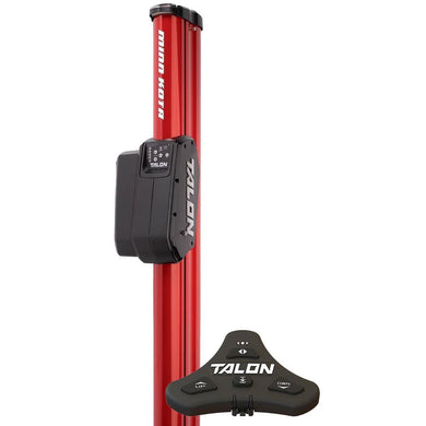 Minn Kota Talon BT 8 Shallow Water Anchor w-Foot Pedal - Red - Boat Outfitting Anchors/Chain/Rope Minn Kota