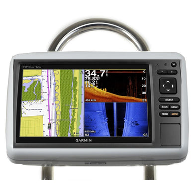 NavPod GP2050-09 SailPod Pre-Cut f-Garmin echoMAP 92SV - 93SV - 94SV - 95SV f-12 Wide Guard [GP2050-09] - Display Mounts Boat Outfitting |