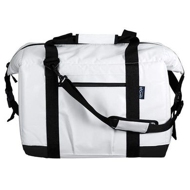 NorChill BoatBag xTreme Small 12-Can Cooler Bag - White Tarpaulin [9000.45] - Coolers Brand_NorChill camping Camping | Accessories Camping |