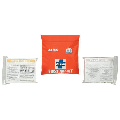 Orion Inland First Aid Kit - Soft Case [943] - Medical Kits Brand_Orion Marine Safety | Medical Kits marine-safety medical-kits orion Orion