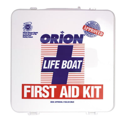 Orion Life Boat First Aid Kit [811] - Medical Kits Brand_Orion Marine Safety | Medical Kits marine-safety medical-kits orion Orion