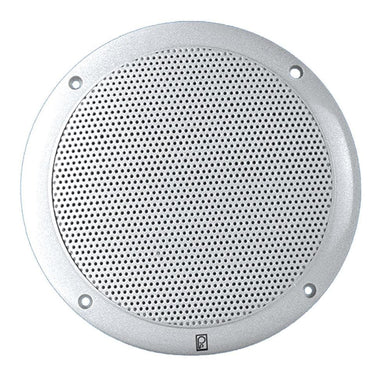 Poly-Planar 6 Dual Cone Integral Grill Speaker - (Pair) White [MA4600] - Speakers Brand_Poly-Planar entertainment Entertainment | Speakers