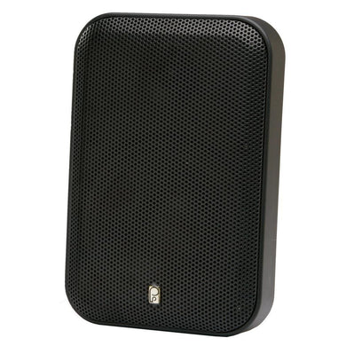 Poly-Planar Platinum Panel Speaker - (Pair) Black [MA905B] - Speakers Brand_Poly-Planar entertainment Entertainment | Speakers Entertainment